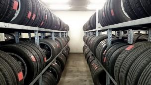 Erbjudande däckförvaring